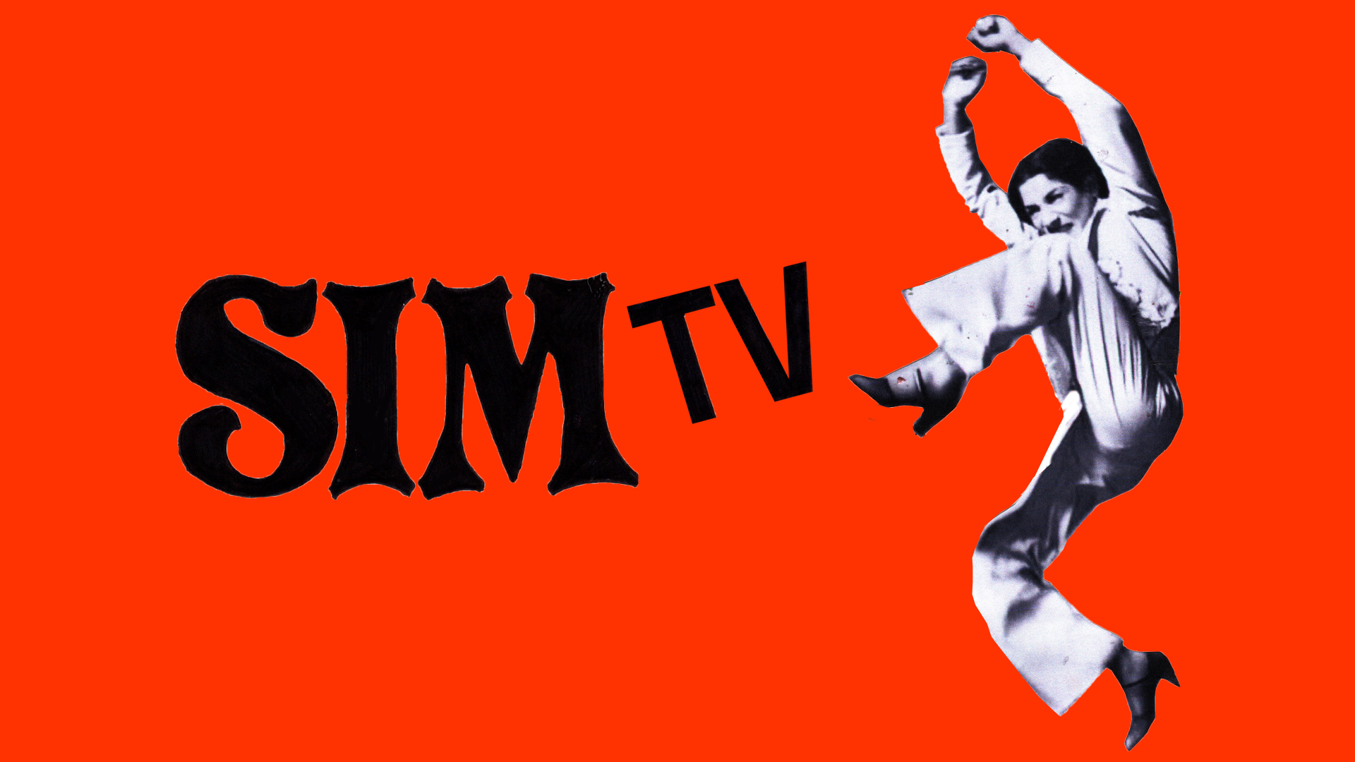 SIMTV photo bumper by Gaby