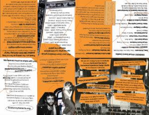 SIMBIG50 Program Zine pages
